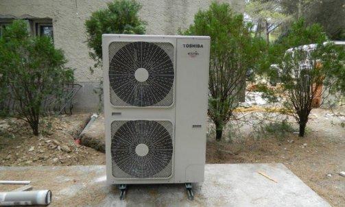 Entreprise de climatisation Lambesc